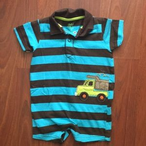 Carter's One Pieces - Baby boy bodysuit